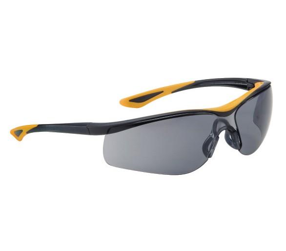 DUNLOP SPORT 9000 A (Rauch) - Schutzbrille mit Sonnenschutz