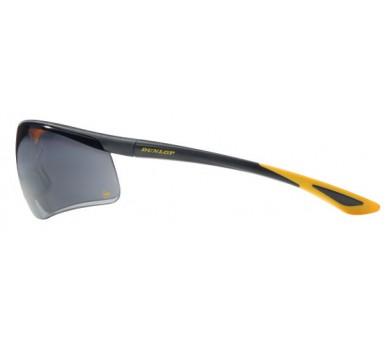 DUNLOP SPORT 9000 A (dym) - okulary ochronne z soczewkami chroniące przed światłem słonecznym