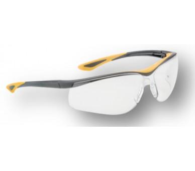 DUNLOP SPORT 9000 B (trasparente) - occhiali di sicurezza con lenti per una maggiore visibilità