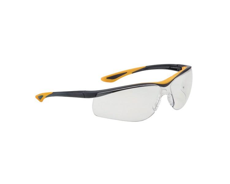 DUNLOP SPORT 9000 B (transparente): gafas protectoras con lentes para una mayor visibilidad