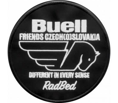 Applique Buellfriends Checo (o) Eslováquia clube oval 12 cm com nome