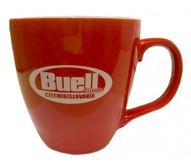 Mug rouge Buellfriends Tchèque (o) Slovaquie