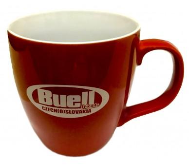 Mug red Buellfriends Czech (o) Slovakia