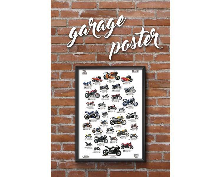 Capa do filme Buell Garage